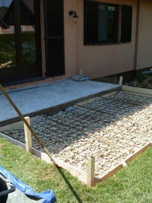 F.R.E - Extension de terrasse
